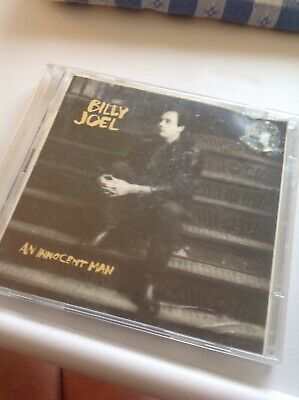 billy joel an innocent man. Cd.  No Backing Inlay. Hence The Price see Photo G1