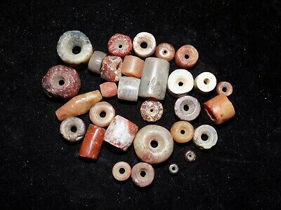 Pre-Columbian Tairona Beads, Collection