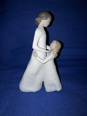 Willow Tree Figure - Mother And Daughter