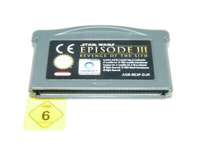 Star Wars Episode III - Revenge of the Sith  (GBA)