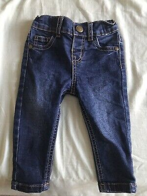 Boys Denim & Co Skinny Jeans 6-9 Months