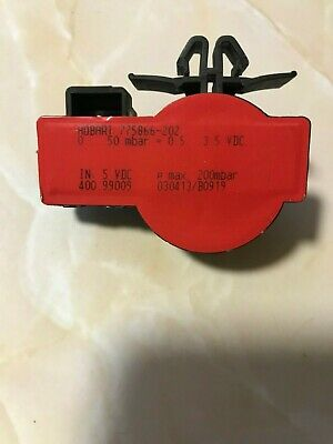Hobart 775866-202 Pressure Switch 0-50 Mbar Transmitter 5Vdc For Dishwasher Part