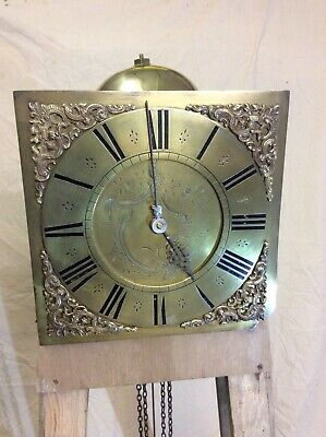 antique birdcage clock movement
