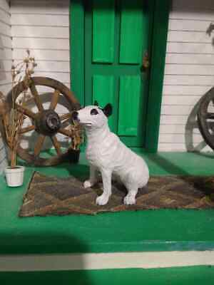 Breyer Horses Corral Pals American Staffordshire Terrier Dog Standing #88610