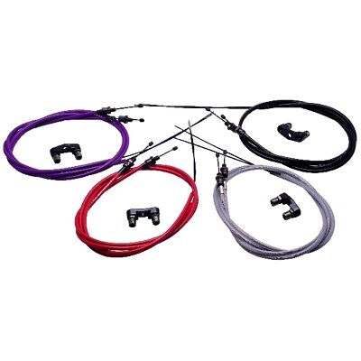Snafu Astroglide Lower Y Brake Cable for BMX Freestyle Bikes Choice of Color