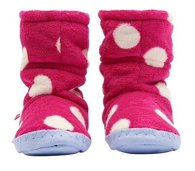 Baby Joule Padabout Ankle Slippers NEW size UK 8-10 EU 25-28