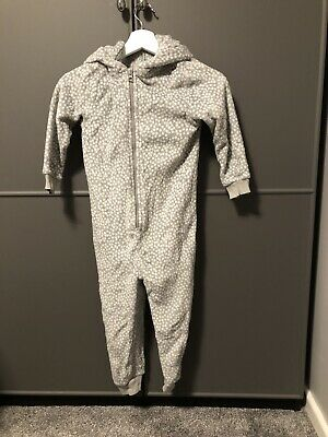 Next Girls All On One Sleep Suit Aged 6