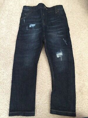 BN Without Tag Boys River Island Denim Jeans Age 4