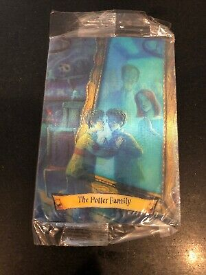 Harry Potter Chocolate Frog Wizard Card 2000s - The Potter Family