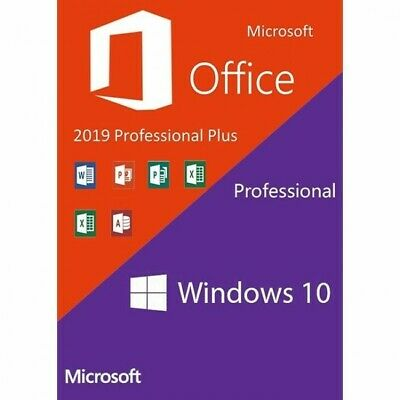Microsoft Office 2019 Professional Plus - Product License Key Lifetime 32/64 <><