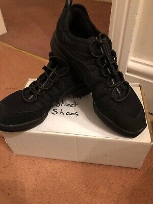 Street Dance Shoes Roch Valley Size 4