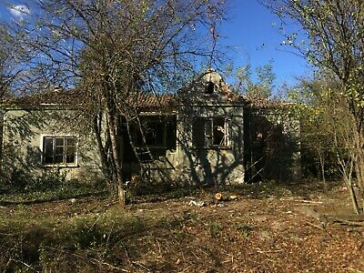 Bulgaria house only 16 Km to sea for full repair 1880 sqm