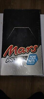Mars Protein Bar 5x 50G  More Protein 40% Less Sugar     Fast and Free Postage