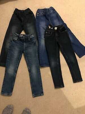 Boys Next Jeans Bundle Age 7