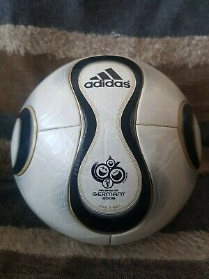 Balon / Ball Adidas + Teamgeist Official Match Ball, Germany 2006, Fifa Approved
