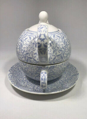 Victoria And Albert Museum Teapot For One, John Henry Dearle Wallpaper Inspired