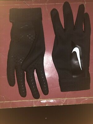 Nike Academy fieldplay Hyperwarm Gloves(ide say Small Adult Or Medium Child)NWOT