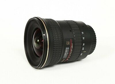 Tokina AT-X PRO 12-24mm f/4 II DX AF Wide Angle Lens For Canon