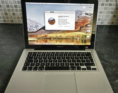 Apple MacBook Pro  13.3'' Core i7 2.9Ghz 8GB RAM 2012