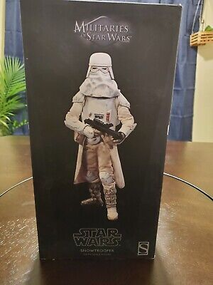 Sideshow Star Wars Snowtrooper Sixth Scale Figure