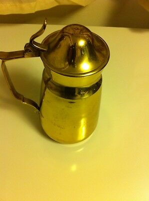 Brass Jar With Cover