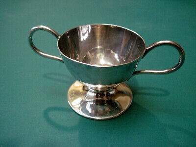 Hukin & Heath  - Christopher Dresser Style - Silver plated - Eggcup