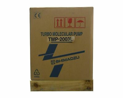 Shimadzu Turbo Molecular Pump Tmp-2003Lm 27000 Rpm