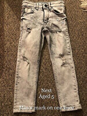 Next Boys Jeans, Aged 5