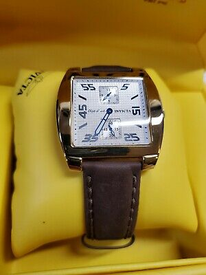 Invicta Vintage Objet D'Art Multi-Hand Automatic Watch