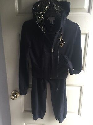 Baby Phat Hoodie And Sweatpants Set NEW Size SMALL
