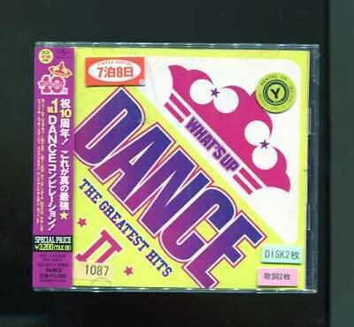 What's Up! Dance The Greatest Hits II [2CD] [with OBI]