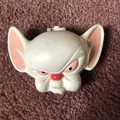 Pinky and the Brain Action Toy 1997 Warner Bros Acme Labs