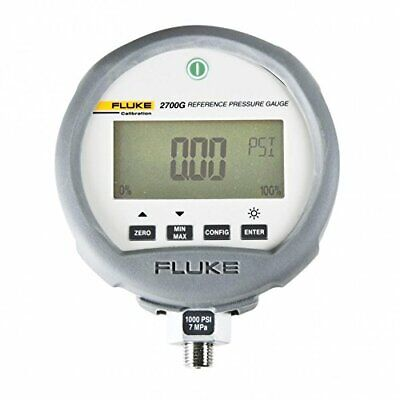 Fluke Calibration 2700G-BG2M  Reference Pressure Gauge, -12 to 300psi