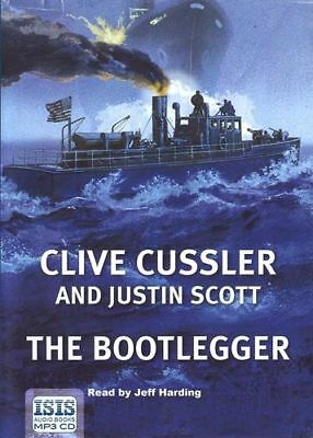 Clive CUSSLER / The BOOTLEGGER     [ Audiobook ]