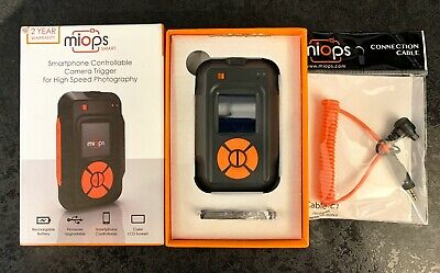 MIOPS Smart - Phone High Speed Remote Trigger for Canon