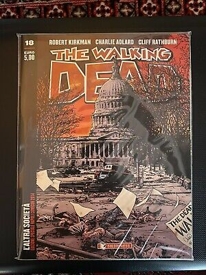 THE WALKING DEAD 18 Variant Napoli Comicon 2014