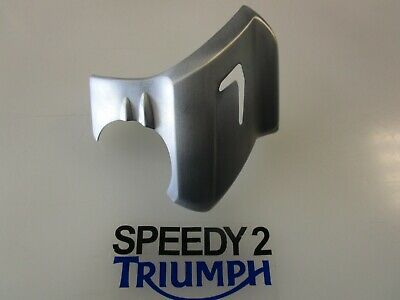 Triumph Speed Twin Intake Cover Throttle Body Cover Right Rh T2205084