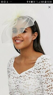 Asos Statement Fascinator Headband Ladies Day Races