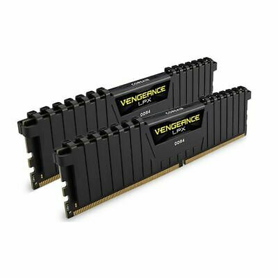 Corsair Vengeance Lpx 16Gb Ddr4 3200Mhz C16 Desktop Memory Black