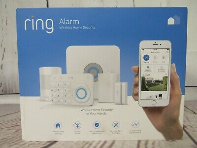Ring Alarm Wireless Home Security Kit - New