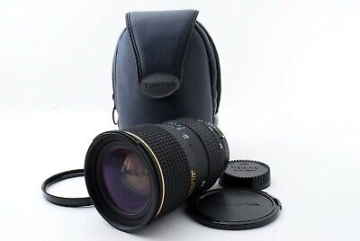 Tokina AT-X PRO AF 28-80mm f/2.8 Lens for pentax w/Case Near Mint From Japan