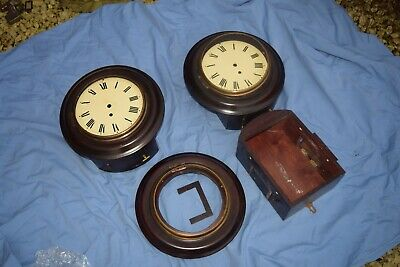 replacement fusee clocks wooden cases and dials