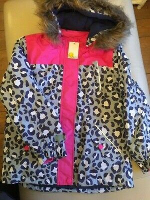 Boden Girls' Ski / Waterproof Jacket Brand New With Tags