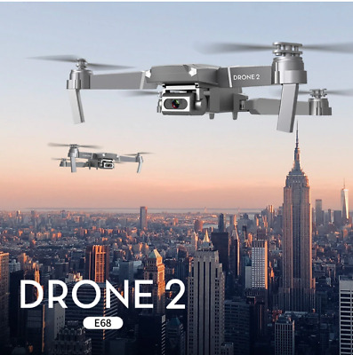 2020 Drone 2 - Camera Air Drone - Wide Angle, 4K HD - New With WIFI Connection