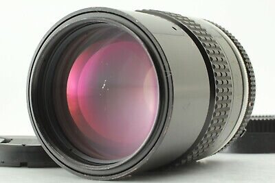 【Excellent++++】 Nikon Ai NIKKOR 135mm f/2.8 Telephoto MF Lens from Japan #541219