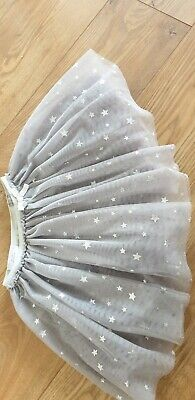 Next Silver Stars Party Skirt Age 18-24 Months