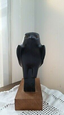 Egyptian Falcon Statue from the 1940's