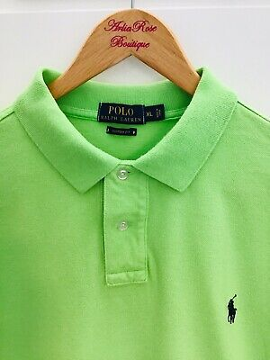 Ralph Lauren Polo- High End- Custom Fit- Size XL- Excellent Condition
