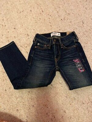 Abercrombie Kids Super Skinny Jeans Age 5-6 New! RRP £42