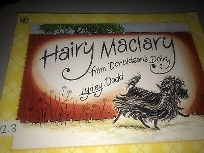 Hairy Maclary from Donaldson's Diary by Lynley Dodd (Paperback, 2001)